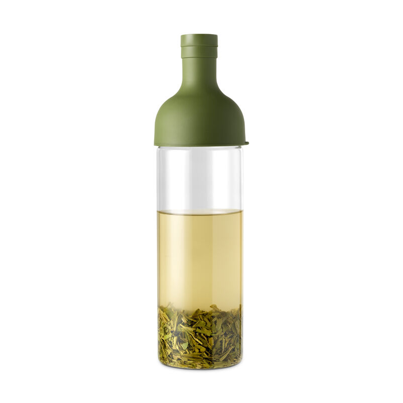 Green Cold Brew Tea Bottle