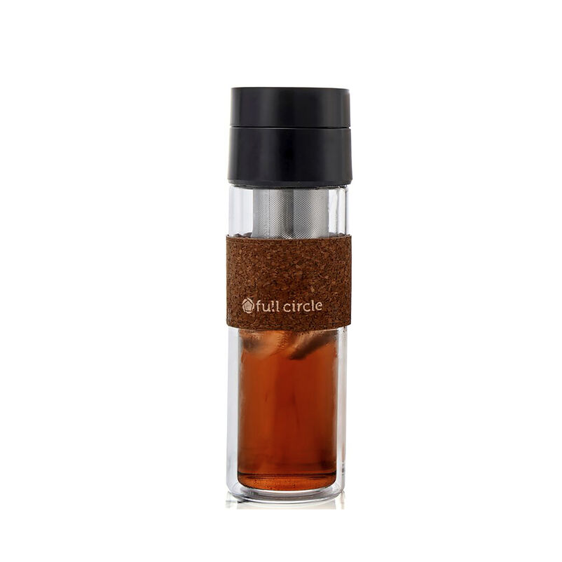Black Brumi Hot and Cold Brew Bottle