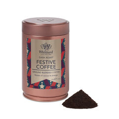 Festive Coffee Ground Coffee Caddy