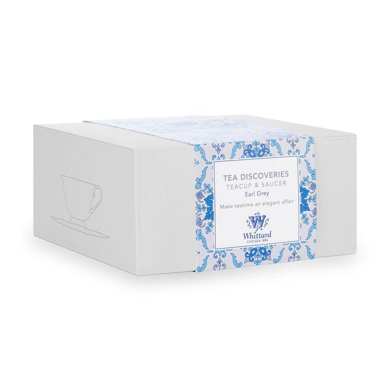 Tea Cup & Saucer box