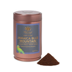 Jamaica Blue Mountain Ground  Coffee Caddy