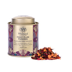 Figgy Plum Pudding Mini Caddy Loose Tea