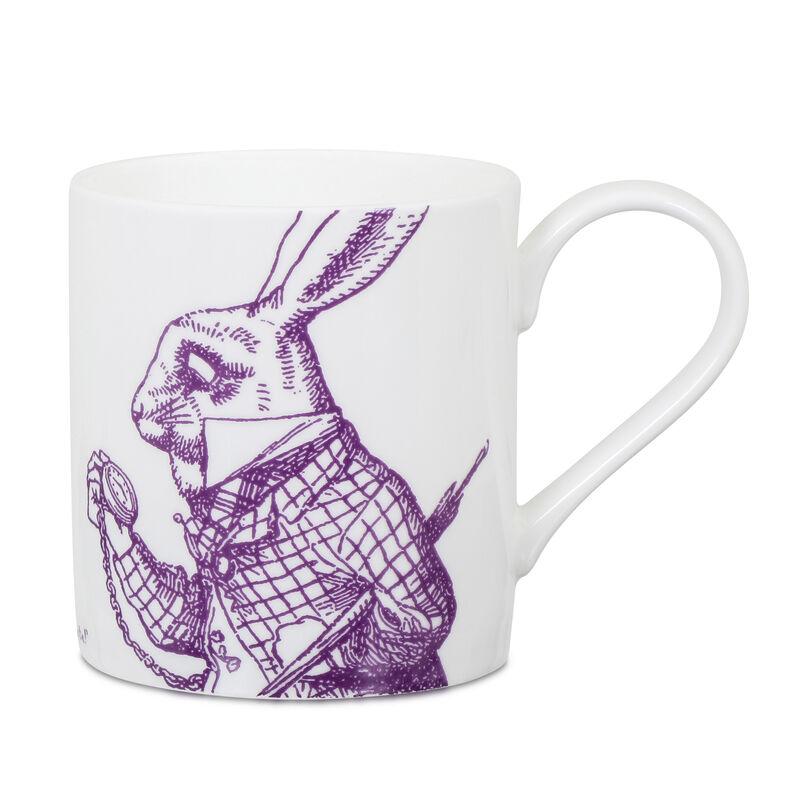 Alice in Wonderland Rabbit Mug