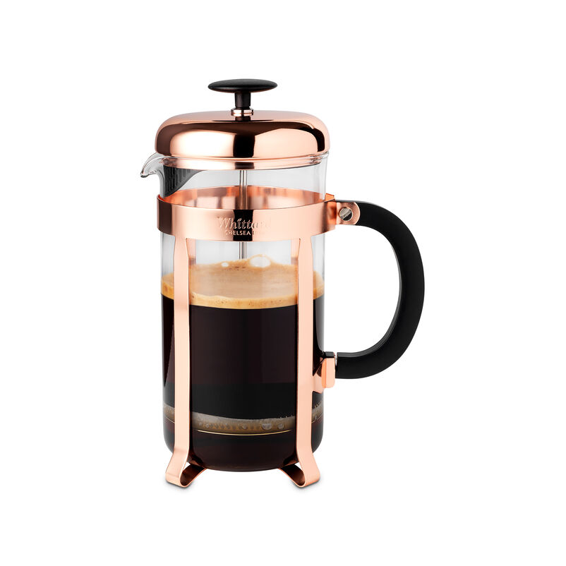 Whittard Copper 3-Cup Cafetière