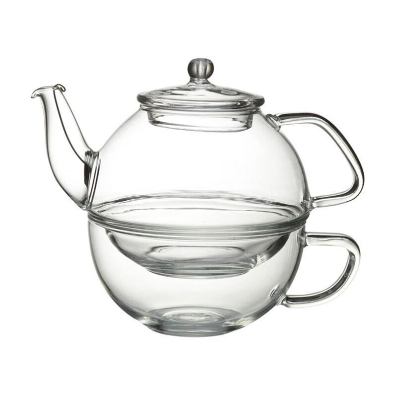 Peking Glass Tea-for-One