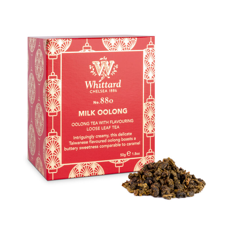 Limited Edition Chinese New Year Milk Oolong Loose Tea