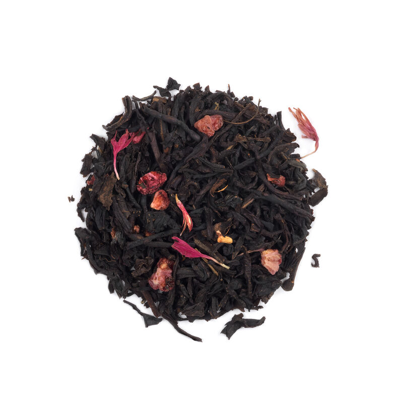 Bohemian Raspberry Loose Tea