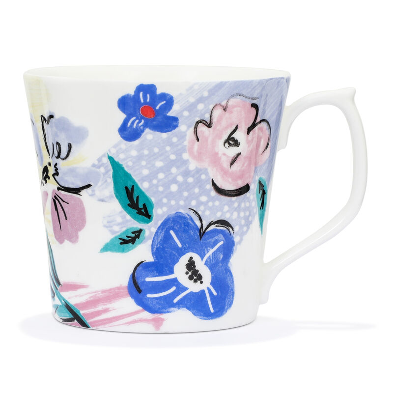 Covent Garden Fluted Mug