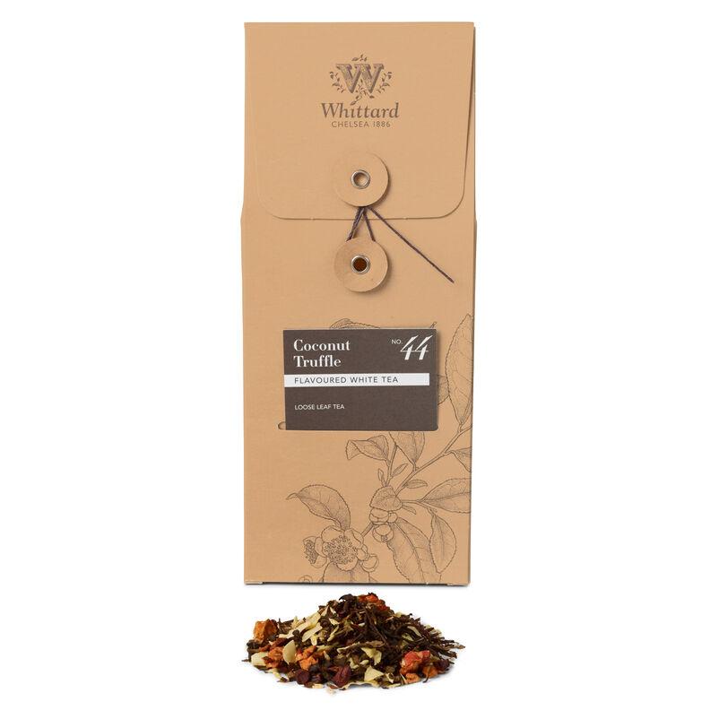 Coconut Truffle Loose Tea Pouch, 100g