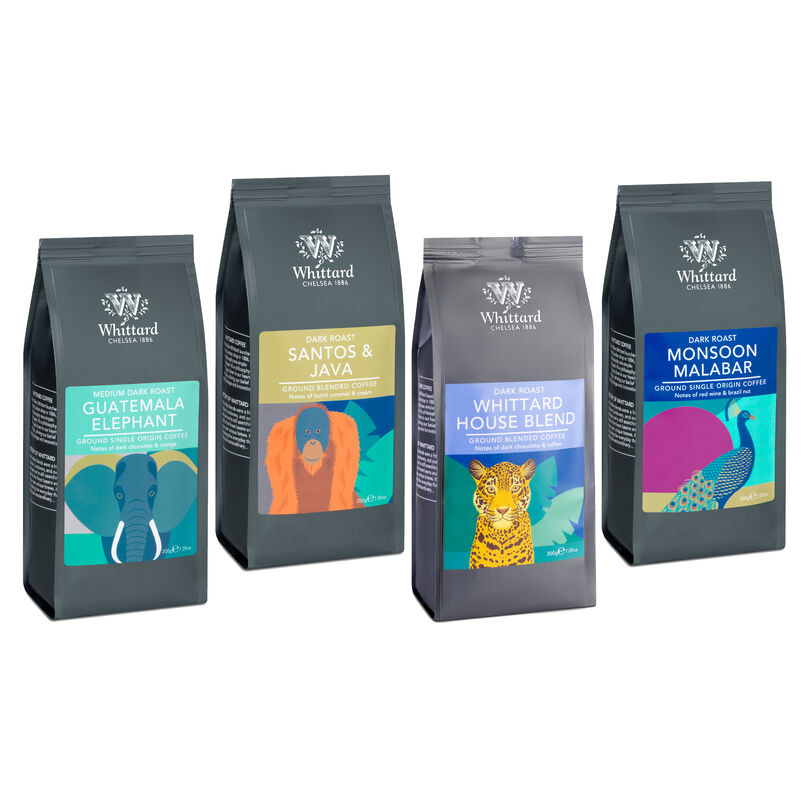 Big and Bold Coffees