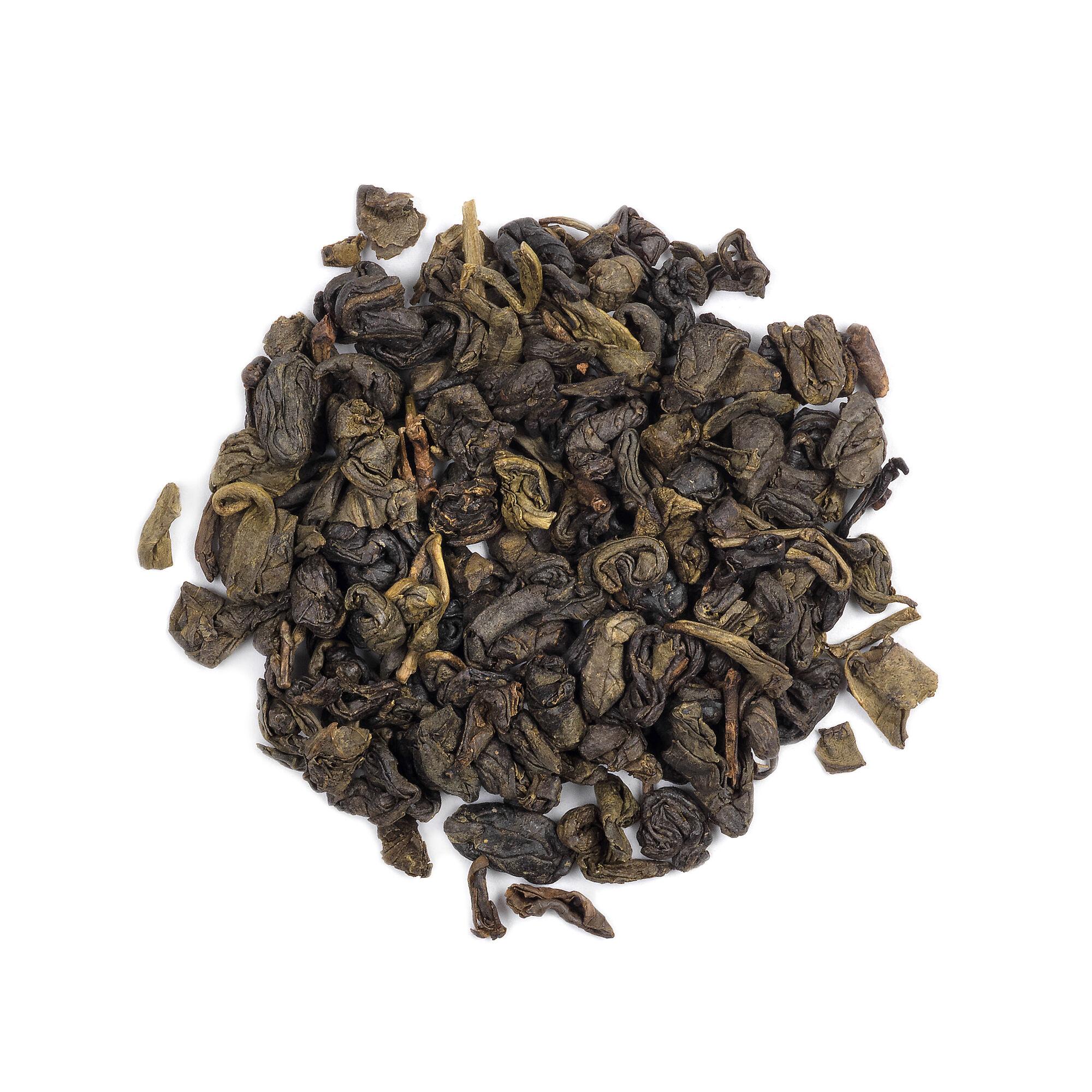 Gunpowder green tea | loose leaf tea | pure leaf.