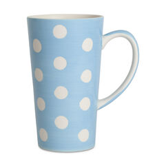 Florence Sky Blue Latte Mug