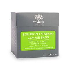 Bourbon Espresso Coffee Bags