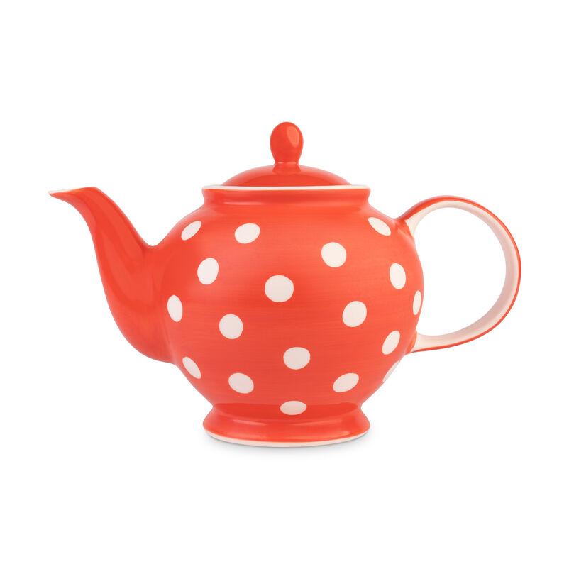 Florence Coral Teapot