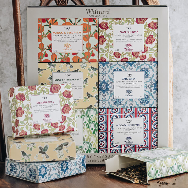 Tea Discoveries Treasured Blends