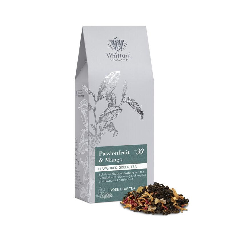 Passionfruit & Mango Loose Tea Pouch