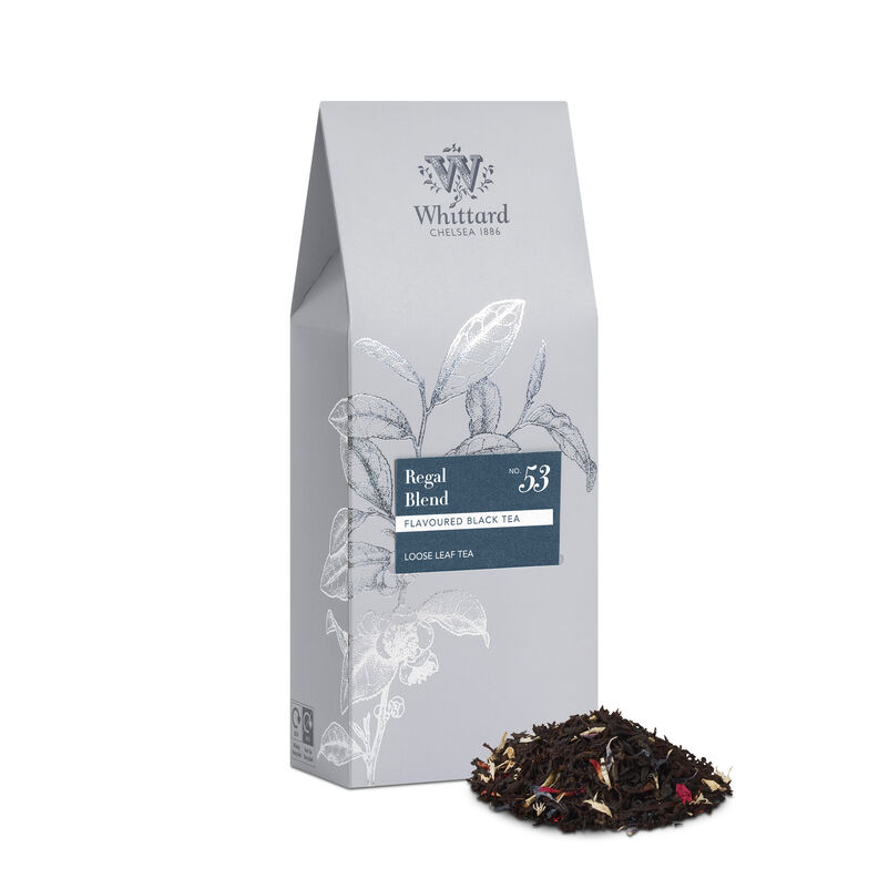 Regal Blend Loose Tea