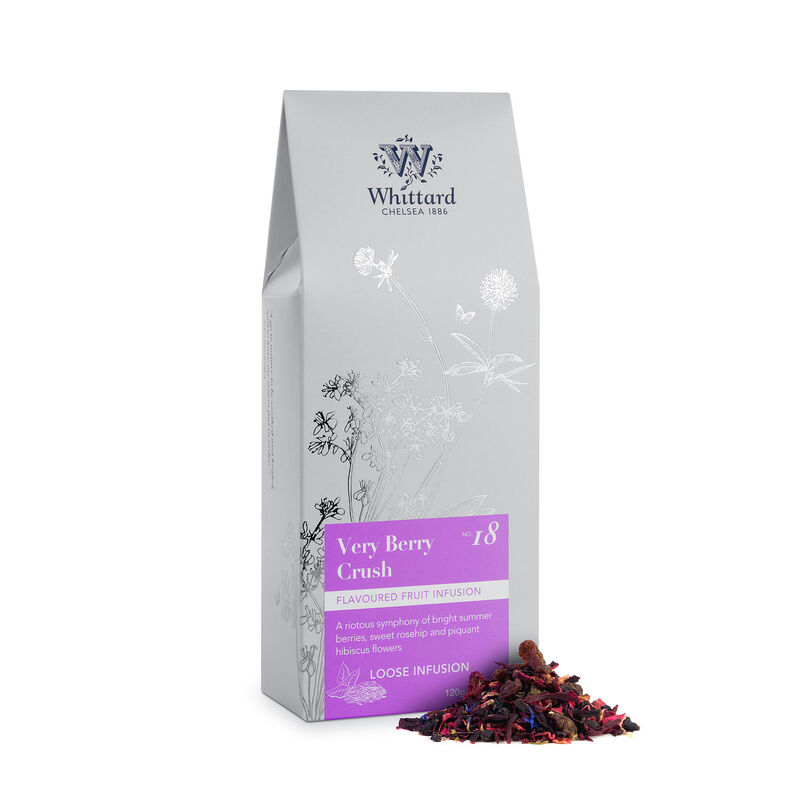 Very Berry Crush Loose Infusion in Pouch