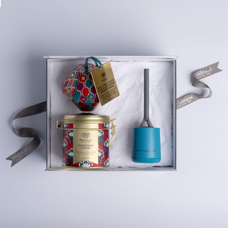 Christmas Coffee Gift Box