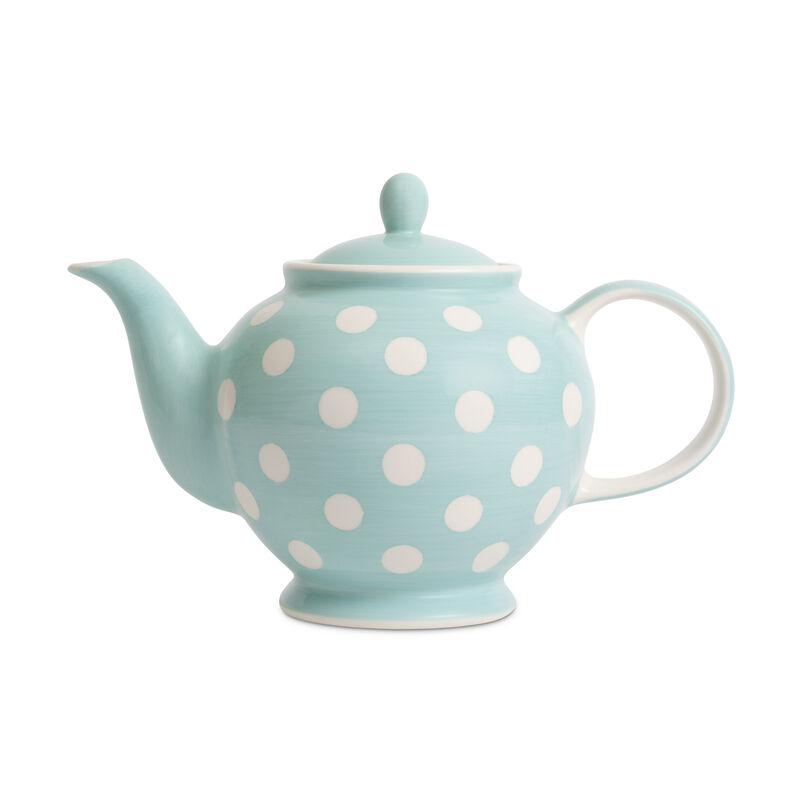 Florence Aqua Teapot