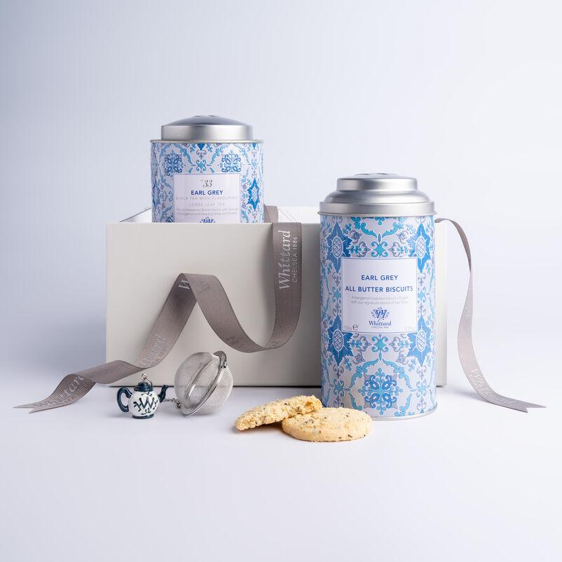 An Earl Grey Feast Gift Box