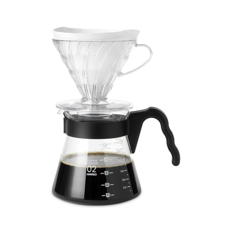 V60 Coffee Server Black