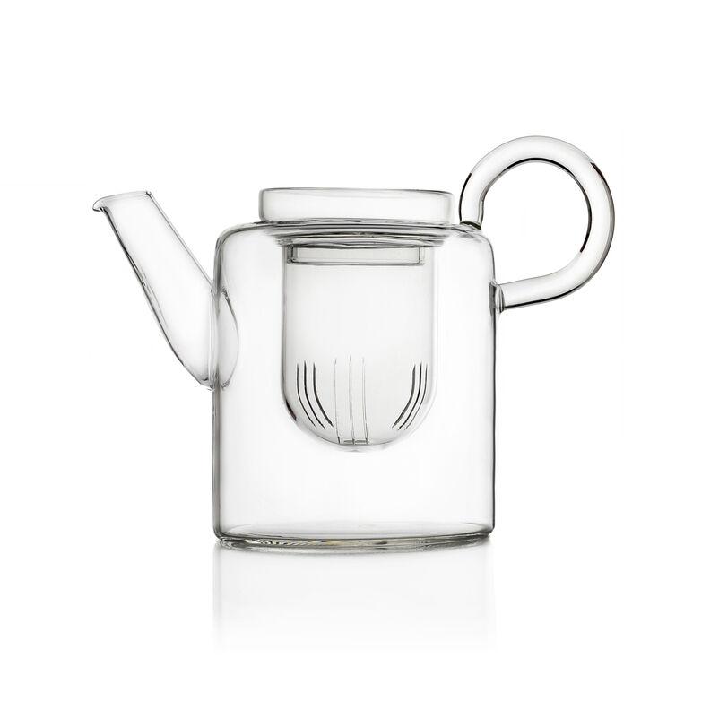 Ichendorf Milano Piuma Glass Teapot