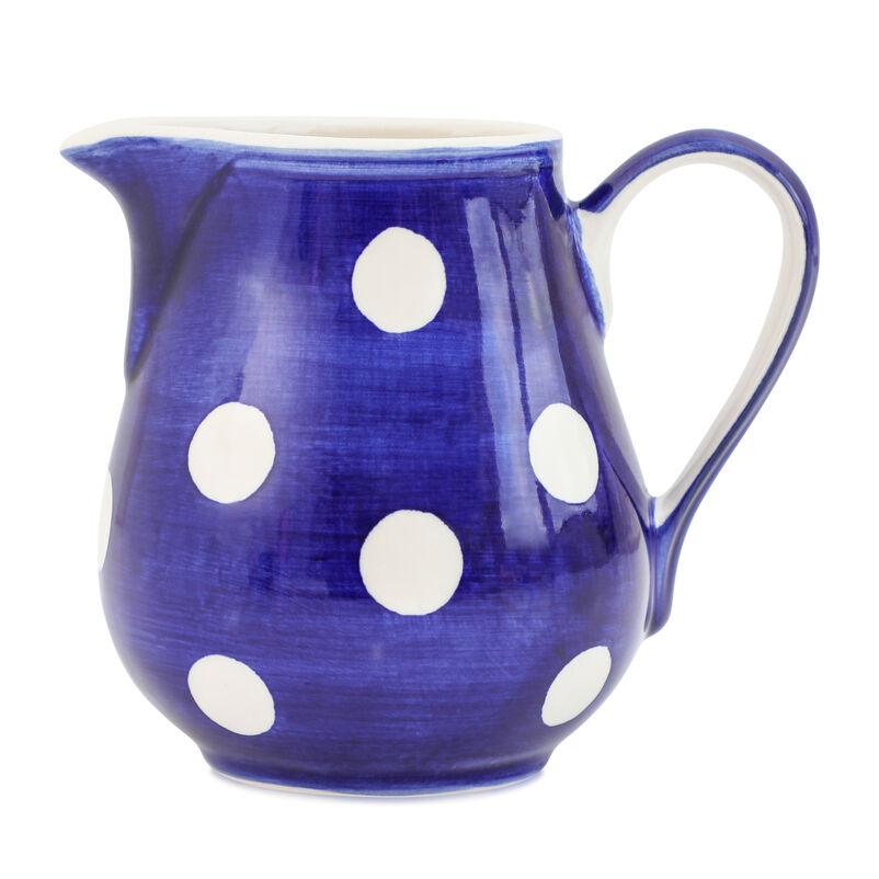 Florence Cobalt Milk Jug