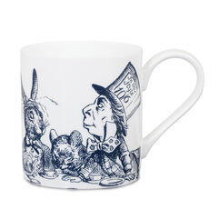 Alice in Wonderland Tea Party Mug