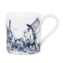 Alice Tea Party Mug