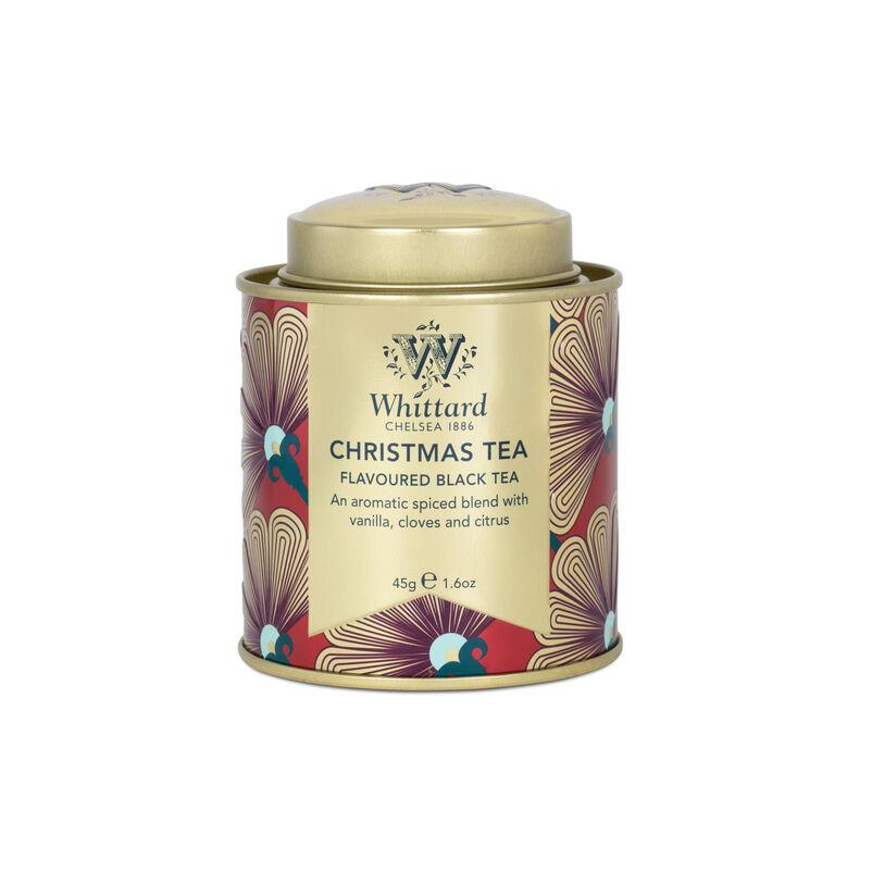 The Christmas Tea Mini Caddy will help you look forward to all your tea breaks this festive season.