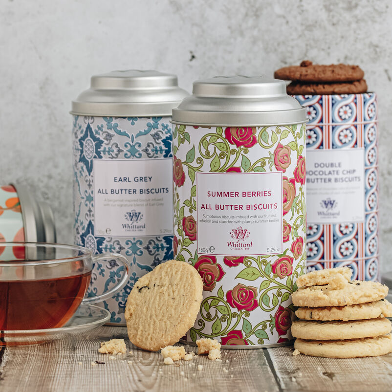 Collection of Biscuits