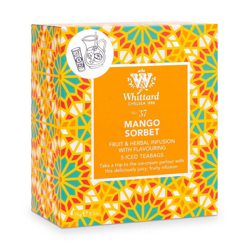Mango Sorbet Iced Teabags