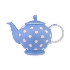 Florence Cornflower Blue Teapot