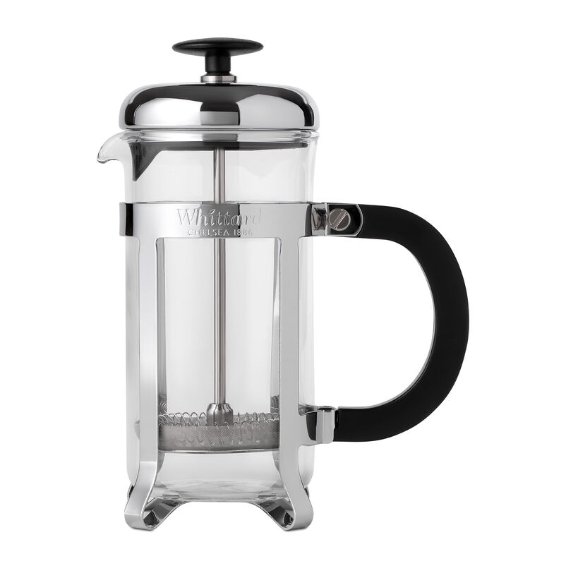 3 cup silver cafetiere, silver cafetiere, cafetiere 3 cup