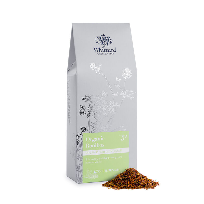 Organic Rooibos Loose Pouch