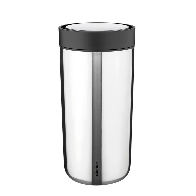 Stelton Steel Travel Mug 340ml