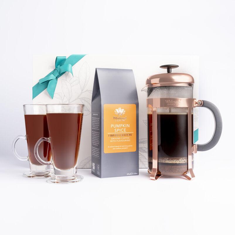Pumpkin Spice Coffee Gift Box