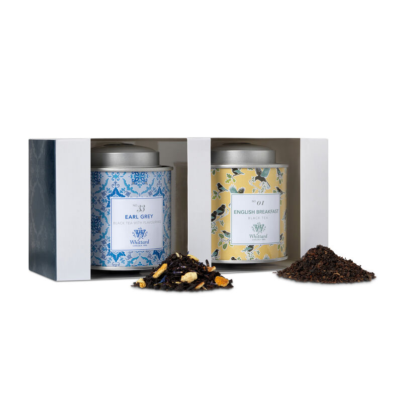 Tea Discoveries English Tea Caddy Selection