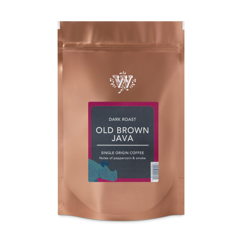 Old Brown Java Coffee