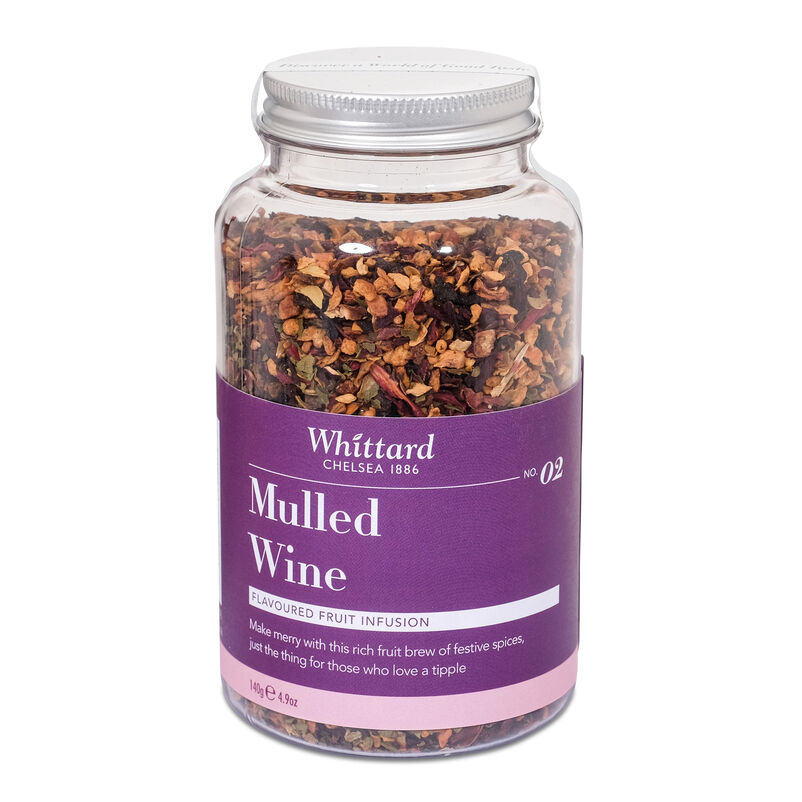 Mulled Wine Infusion