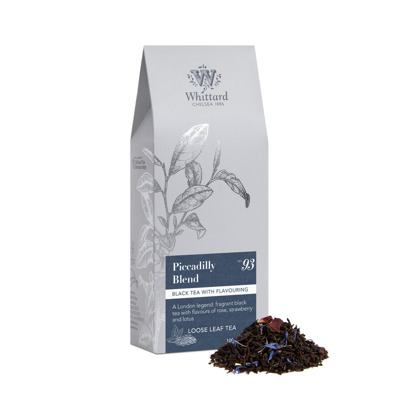Piccadilly Loose Blend Tea Pouch