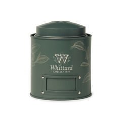 Green Tea Caddy