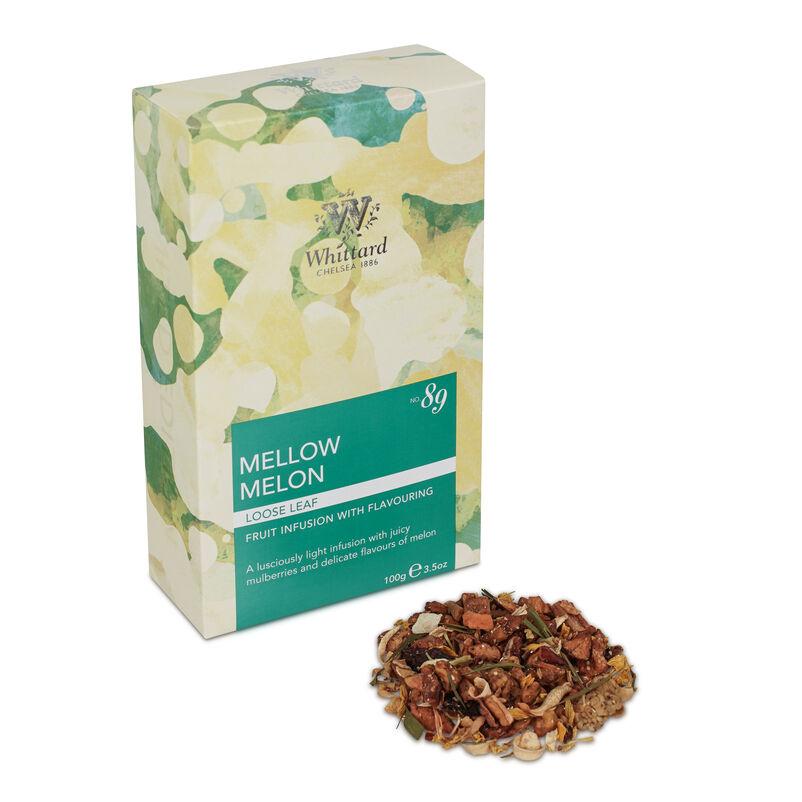 Mellow Melon Loose Tea Pouch, 100g