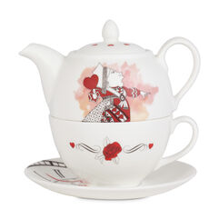 Limited Edition Queen of Hearts Tea for One