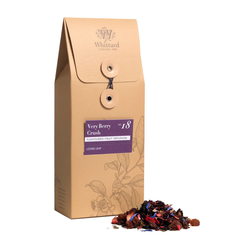 Very Berry Loose Tea Pouch, 100g