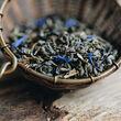 Marrakech Mint Loose Tea inside infuser