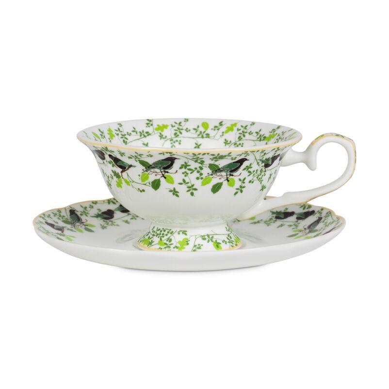 English Breakfast Tea Cup & Saucer