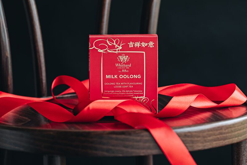 Chinese New Year Milk Oolong Limited Edition Box