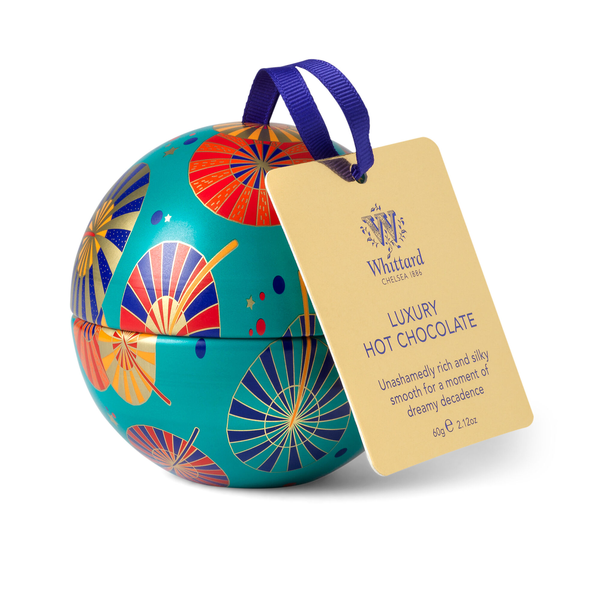 Luxury Hot Chocolate Bauble | Christmas Gifts | Whittard of Chelsea
